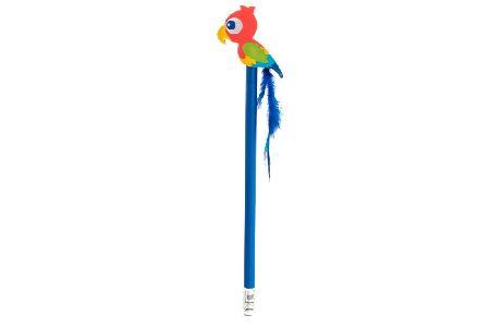 papagáj radír és ceruza