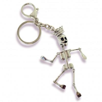 csontváz kulcstartó