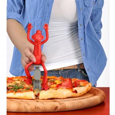Pizzavágó majom. Ezzel biztosan vághatod a pizzaszeleteket.