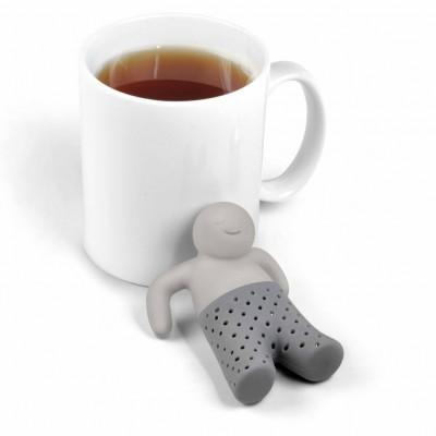 Mr tea teaáztató teatojás. Egyedi dizájn teafilter