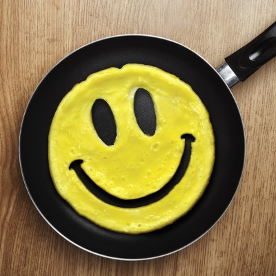Smile tojássütő forma