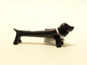 Színes kutya formájú toll