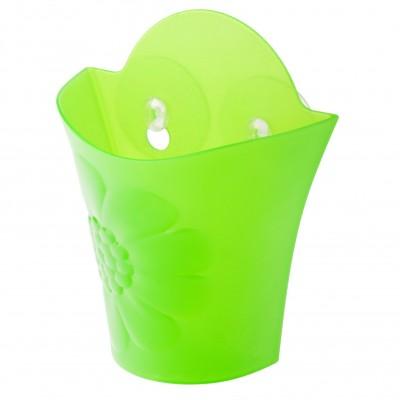 Cool tapadókorongos mosogatószivacs, mosogatókefe tartó