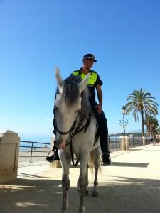 A tengerparti rendőrség