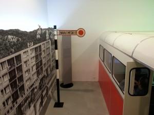 Busz a múzeumban
