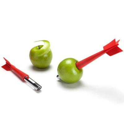 Almahámozó, almacsutkázó nyílvessző piros