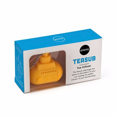 submarine tea infuser - teatojás