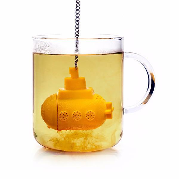 tengeralattjáró tea áztató
