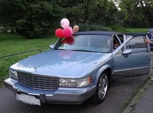 Cadillac-lánybúcsú