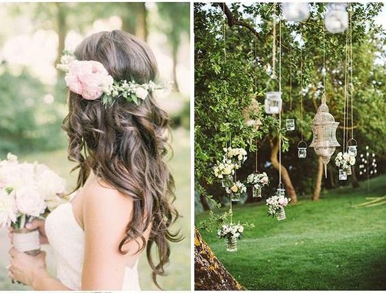 Kerti esküvő