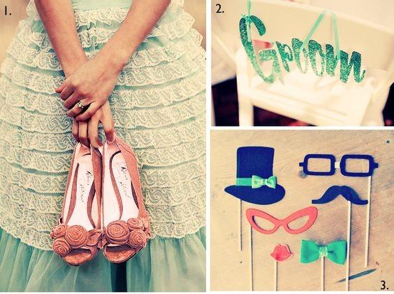 Retro esküvői trend