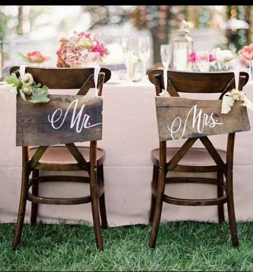 rusztikus esküvői trend