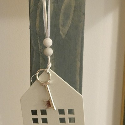 Ház dekoráció kulccsal