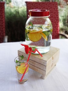 Limonádé adagoló