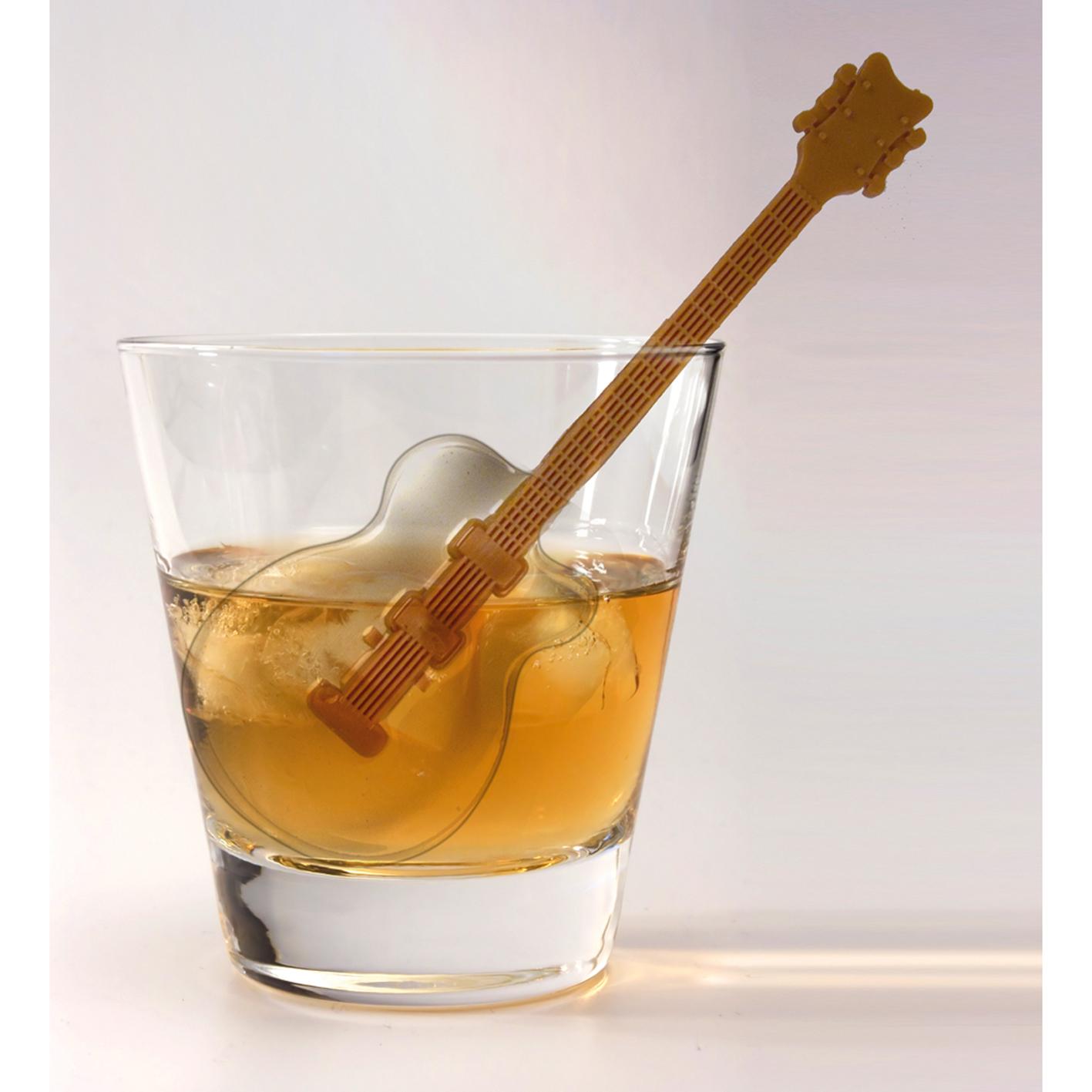 gitár jégkocka