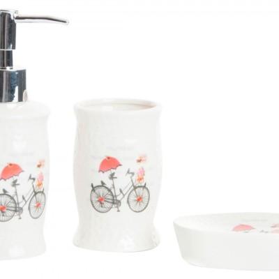 Kerékpáros fürdőszoba felszerelés