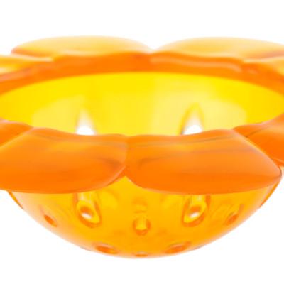 virág formájú lefolyószűrő, Cool termékcsalád narancs