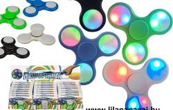 Spinner az új őrület! Kreatív, fejlesztő és rá lehet kattanni
