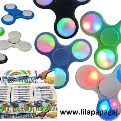 Spinner, crazy gyro spinner az új őrület! Fejlesztőjáték