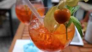 aperol spitz az év legkedveltebb koktélja.