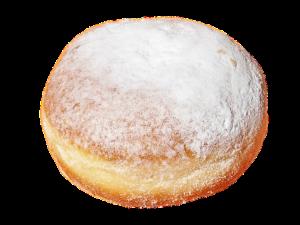 szilveszteri ételek, fánk, donut