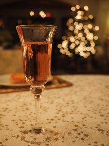 pezsgő champagne kir royal a lilapapagáj kedvence