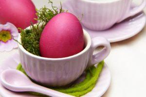 húsvéti hímes tojás reggelire a lilapapagaj.hu ajánlásával